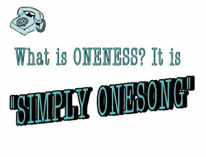 SIMPLY ONESONG