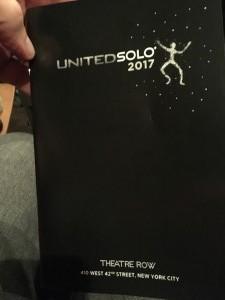 United Solo pre show (11)
